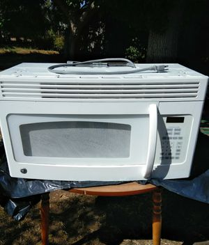 !! GE Spacemaker Over-the-Range Microwave Oven for Sale in Los Angeles, CA