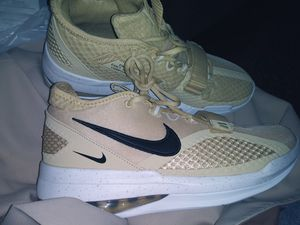 Nike Air Force Max 180 Gold Black White for Sale in Cleveland, TN