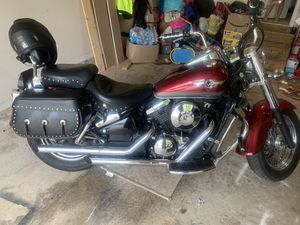 98 Kawasaki Vulcan trade for 4x4 atv for Sale in Dawsonville, GA