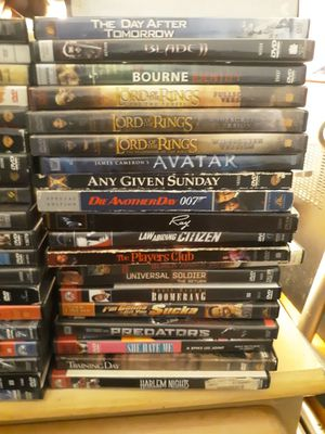 All movies $1 Original copies for Sale in Downey, CA
