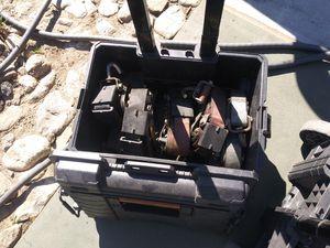 I have multiple straps 4 car haulers for Sale in Pomona, CA