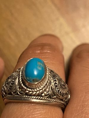 BEAUTIFUL SOLID SILVER RING for Sale in Antioch, CA