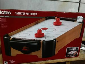Table Top Air Hockey for Sale in Miami, FL