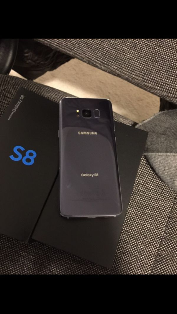 Samsung Galaxy S8 64GB Factory Unlocked Excellent Condition,(As Like Almost New)