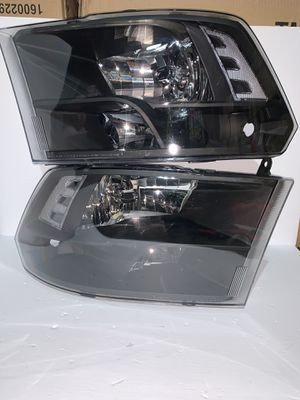 Dodge Ram Headlights for 2009 to 2018 for Sale in Los Angeles, CA