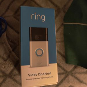 New Unopened ring Camera Kit for Sale in Newnan, GA