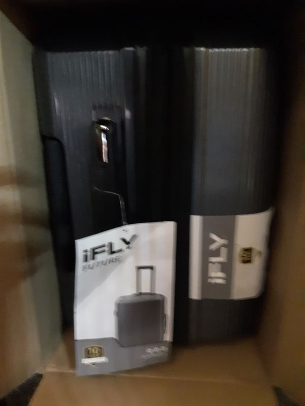 IFly luggage brand new in the box never used