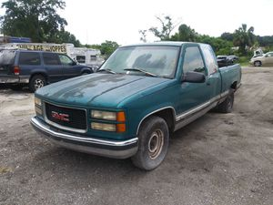 1996 gmc sierra parts for Sale in Tampa, FL