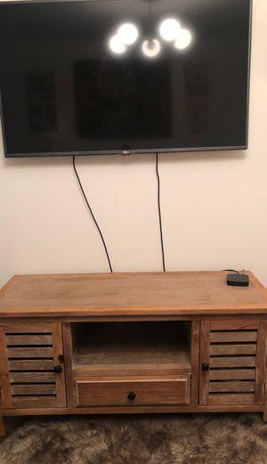 Cute wooden dresser or tv stand for Sale in Atlanta, GA