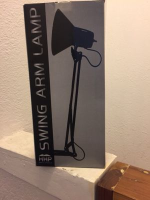 Swing Arm Adjustable Lamp for Sale in San Francisco, CA