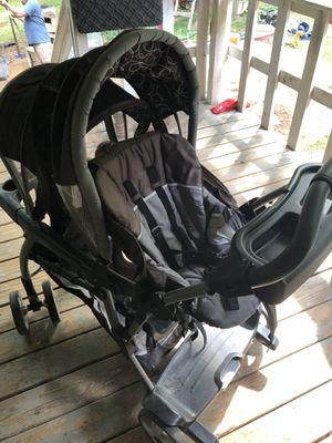 Double stroller for Sale in Chapel Hill, NC