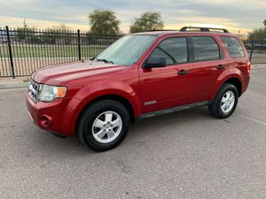 2008 Ford Escape 4 cylinders for Sale in Phoenix, AZ