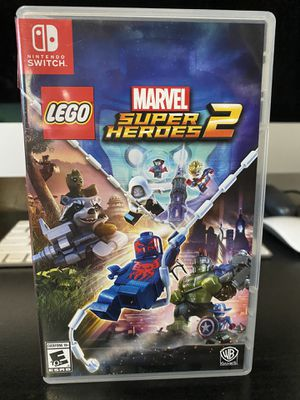 LEGO Marvel Super Hero's 2 For Nintendo switch for Sale in Riverside, CA