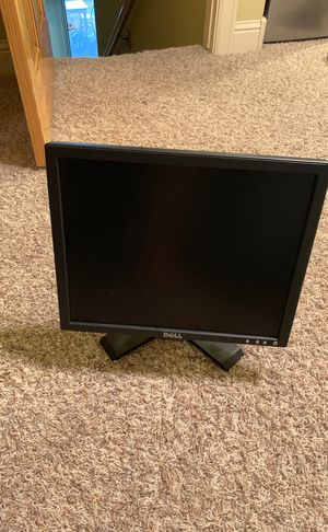 Dell Monitor for Sale in Bentonville, AR