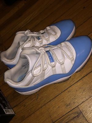 Jordan unc 11s low for Sale in Framingham, MA