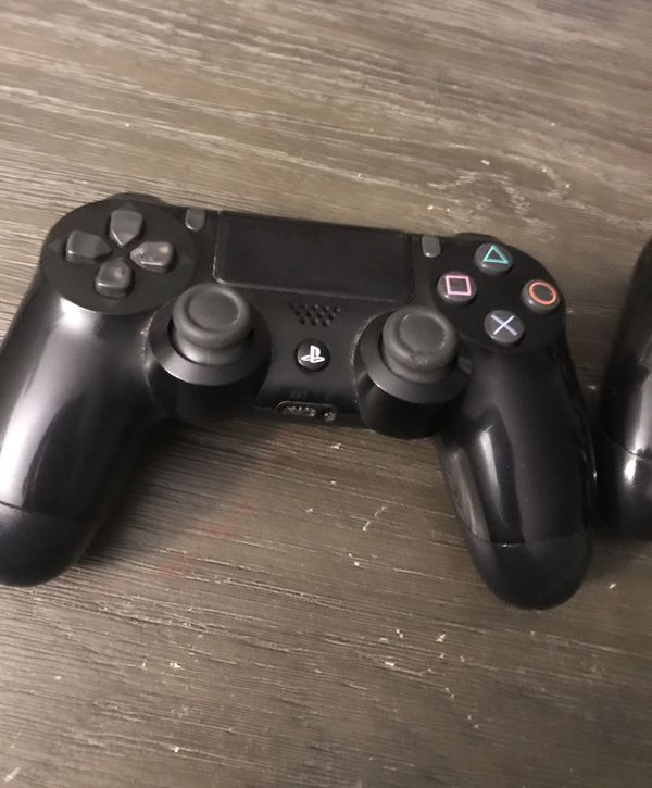 PS4 controllers for parts