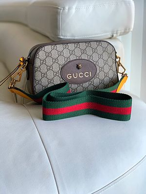 Gucci Crossbody Purse GG Supreme Messenger Bag for Sale in Newport Beach, CA
