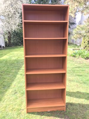 Two matching bookshelves for Sale in Seattle, WA