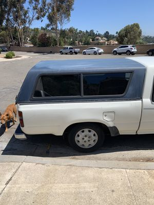 Sprint by completion camper shell for Sale in San Diego, CA