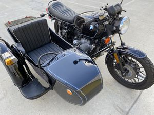 1983 BMW R100RS motorcycle w sidecar for Sale in La Mesa, CA