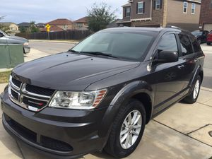 2016 Dodge Journey sxt 3row for Sale in San Antonio, TX