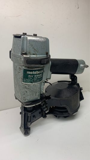 Metabo roofing nail gun 111574 for Sale in Federal Way, WA