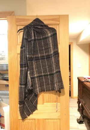 Wide scarf/shawl new with tags for Sale in Peabody, MA