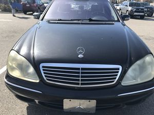2001 Mercedes-Benz s430 for Sale in Alexandria, VA