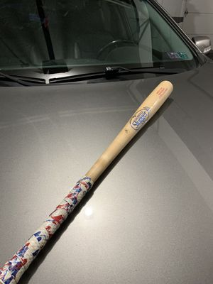 Wooden Baseball Bat for Sale in New Stanton, PA