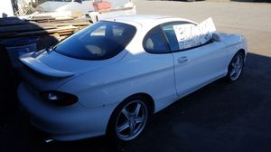 1998 Tiburon as is, as parts, lots new, project car for Sale in Vista, CA