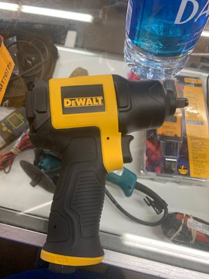 Dewalt air impact wrench DWMT707 for Sale in Centennial, CO