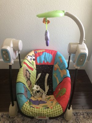 Fisher-Price Spacesaver Swing for Sale in Tigard, OR