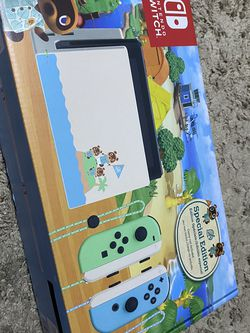 Nintendo Switch Animal crossing addition for Sale in Kirkland,  WA