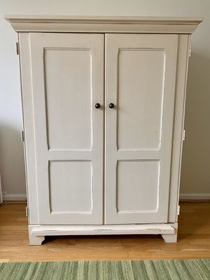 All-in-One Desk & Storage Cabinet for Sale in Herndon, VA