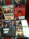 DVDs of Bonanza, Hell's Kitchen season 1, $9 for Hell's Kitchen ! , running out of time, double feature of a centennial and The Siege for Sale in Columbia, MO