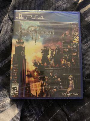 Kingdom Hearts 3 (Kingdom Hearts III) for Sale in Tolleson, AZ