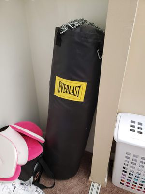 Punching bag and stand for Sale in Las Vegas, NV