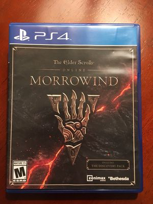 c08ca302353 Morrowind online for Sale in El Dorado Hills
