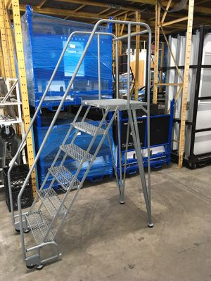 Cotterman Tilt and roll ladder for Sale in Nashville, TN