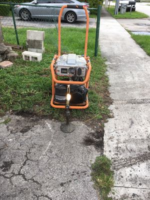 YAMAHA 8500 W GENERATOR- [Works Great] 495 FIRM || START ON THE FIRST PULL for Sale in Miami, FL