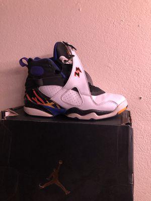 Jordan 8s size 5 for Sale in Hesperia, CA
