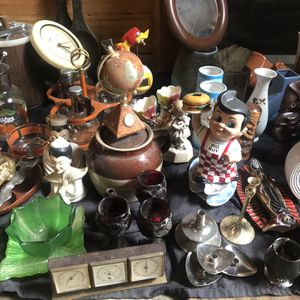 Vintage Mid Century Modern Collectables Ceramics for Sale in Los Angeles, CA