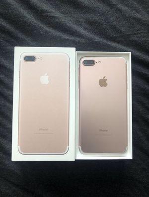 •UNLOCKED• iPhone 7 Plus 32GB Rose Gold for Sale in Atlanta, GA