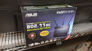 Asus AC1900 Dual Band Gigabit WiFi Router for Sale in Clearwater, FL