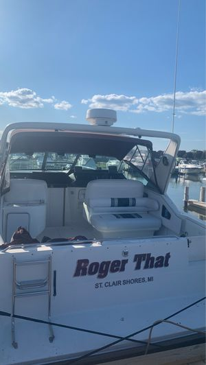 1991 Sea Ray express cruiser for Sale in Sterling Heights, MI
