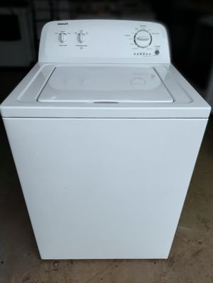 Washer Admiral by Whirlpool (FREE DELIVERY & INSTALLATION) for Sale in Hialeah, FL