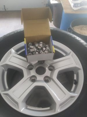 Brand new Jeep Wrangler wheels for Sale in East Windsor, CT