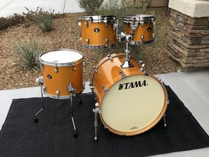 Tama Starclassic 4 Piece Drum Set for Sale in Henderson, NV