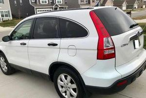 White 2007 Honda CRV EX AWDWheels Good for Sale in San Jose, CA