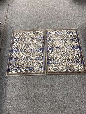 Two matching door mats brand new for Sale in Salem, OR